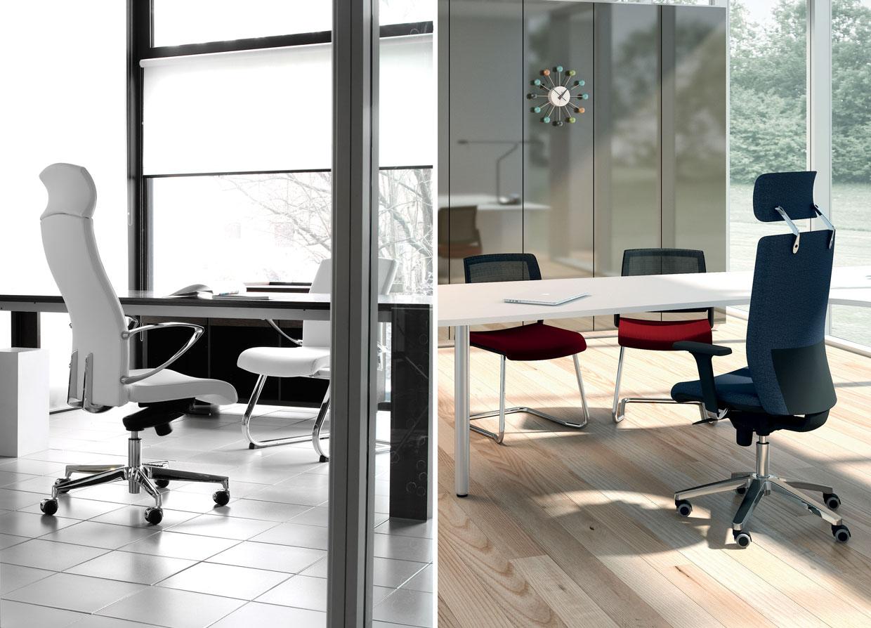 Sedie per ufficio sedute ufficio vendita treviso for Vendita online sedie ufficio