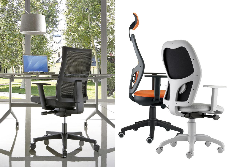 Sedie ufficio treviso for Vendita online sedie ufficio